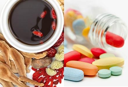 Sử dụng liệu pháp đông - tây y kết hợp trong việc điều trị bệnh sùi mào gà