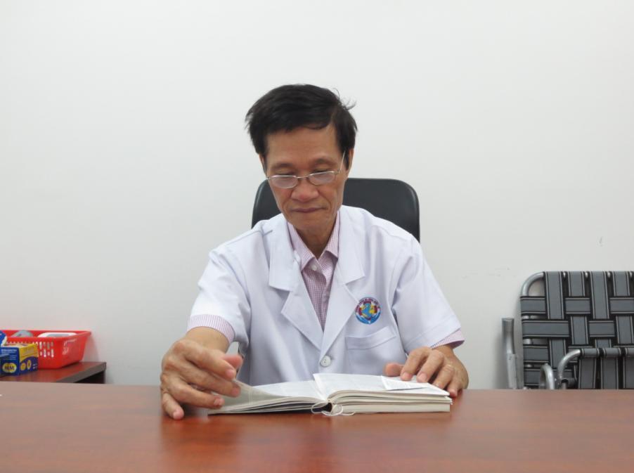 Bác sĩ hà văn hương chia sẻ