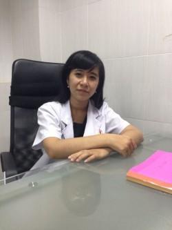 bác sĩ Nguyễn Phương Vy